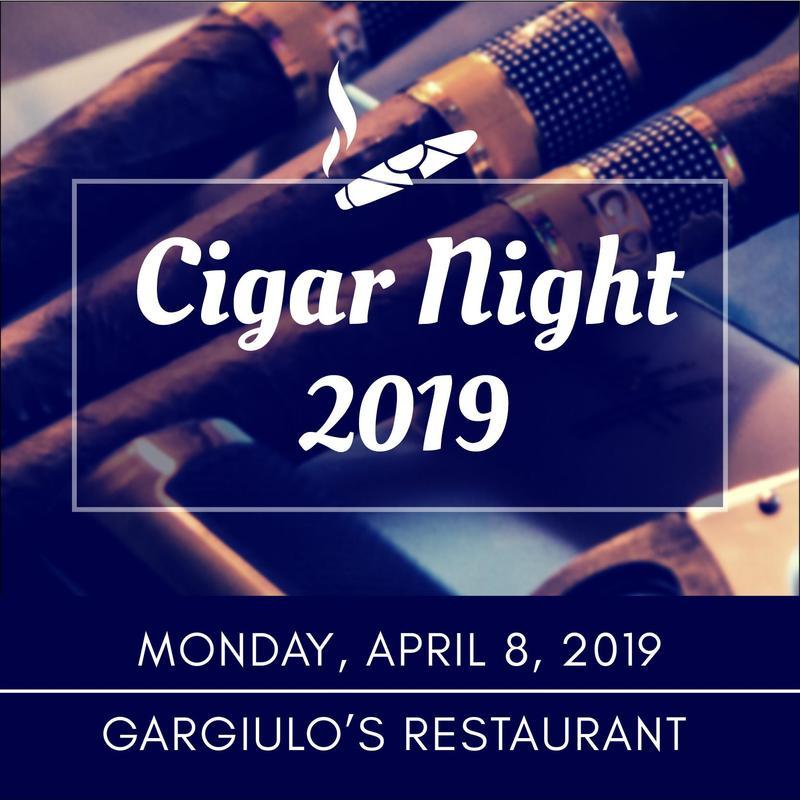 CIGAR NIGHT Thumbnail Image