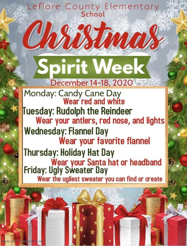 Christmas Spirit Week Featured Photo