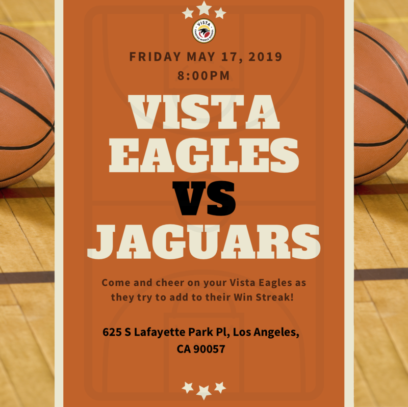 ¡Venga y anime a su Vista Eagles / Come and cheer on your Vista Eagles Featured Photo