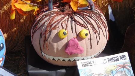 Scary Pumpkin?