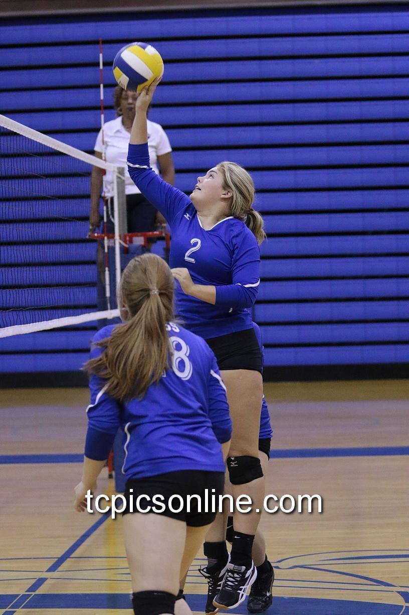 Cass High Volleyball