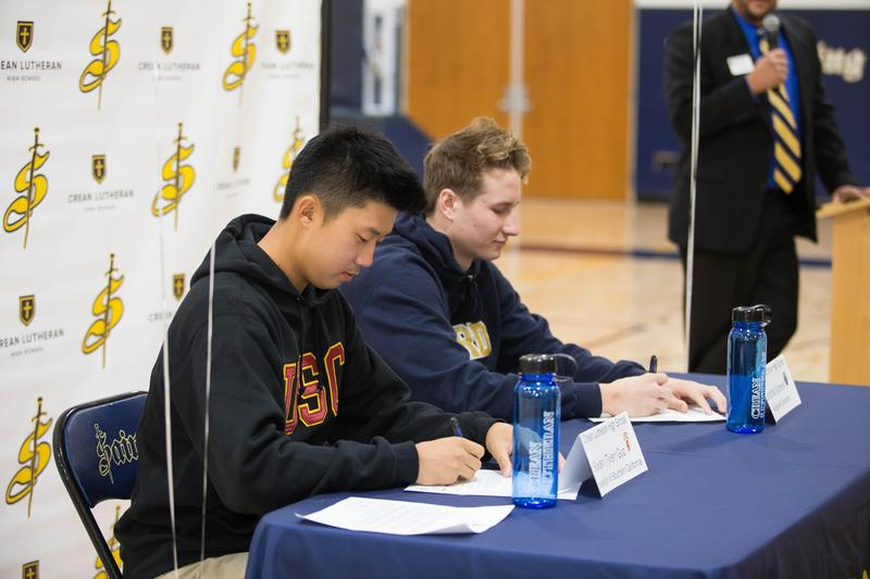 CLHS Student-Athletes Sign Athletic Scholarship Offers Featured Photo