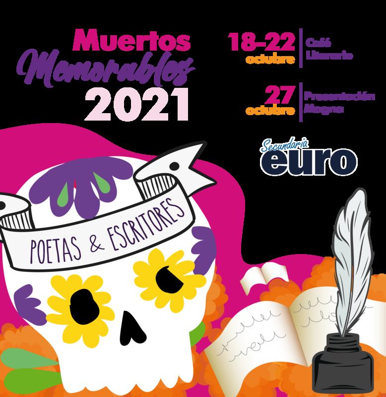 Muertos Memorables 2021 Escritores y poetas Featured Photo