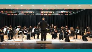 Dartmouth Band Concert