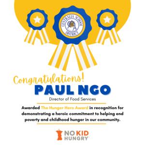 Paul Ngo Award