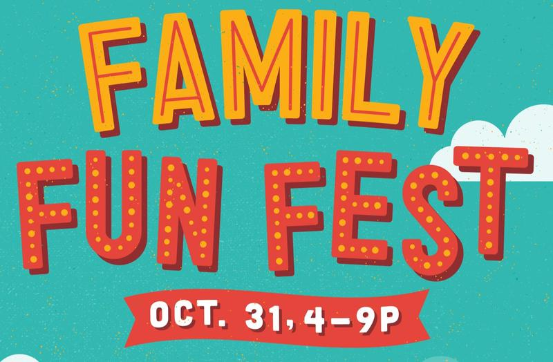 Yorba Linda Family Fun Fest on October 31