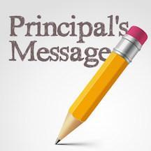 A message from our principal, Mrs. Smith Featured Photo