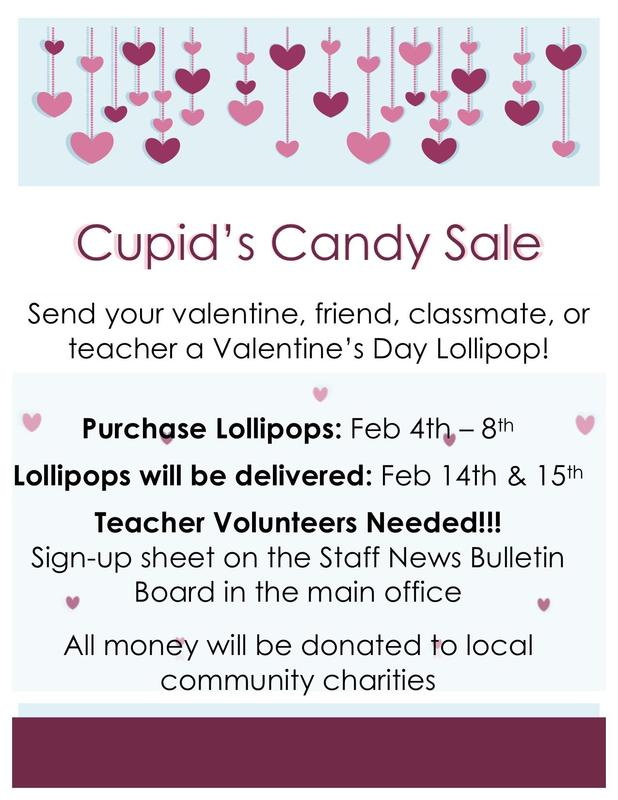 Cupid's Candy Sale Featured Photo