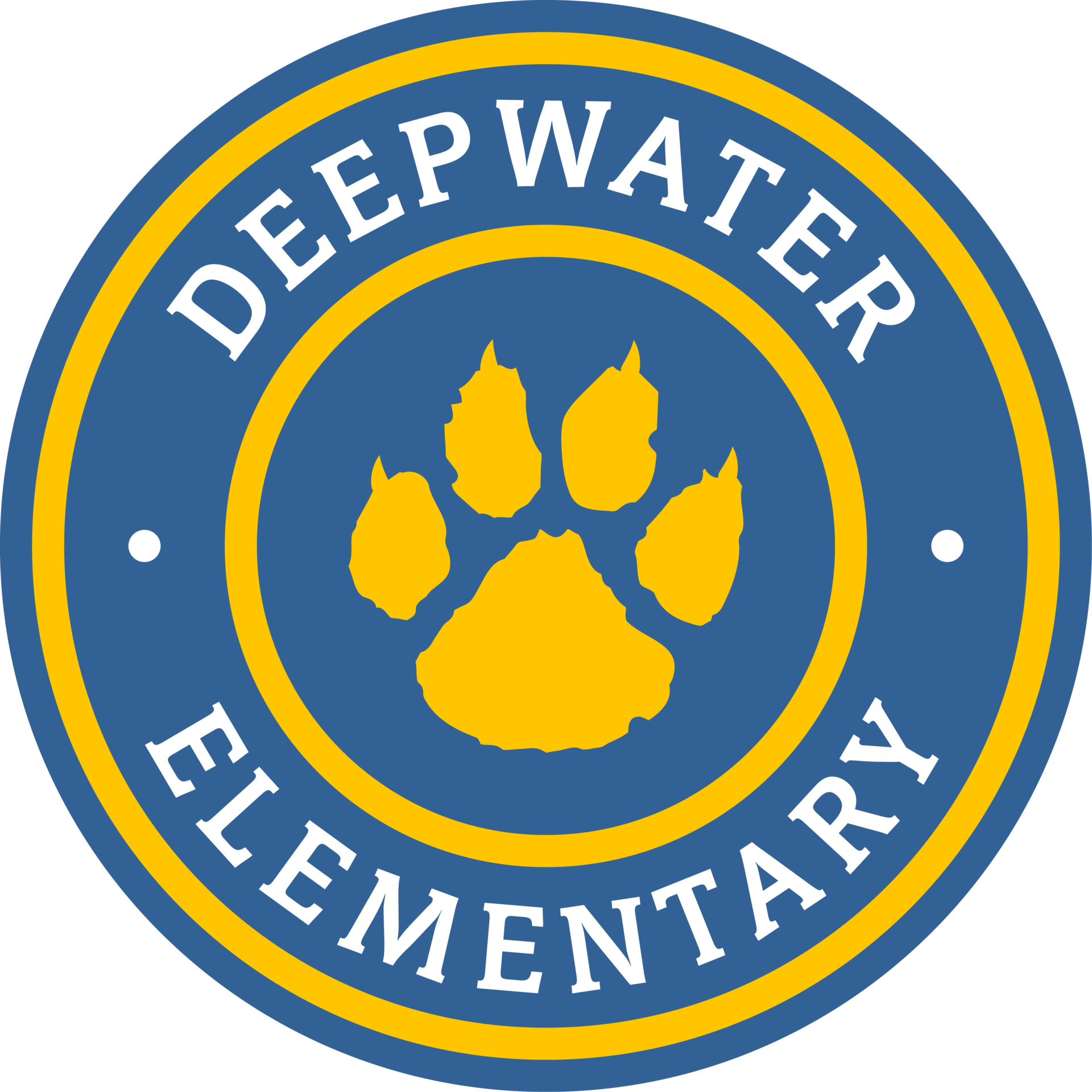 Deepwater Elementary school seal