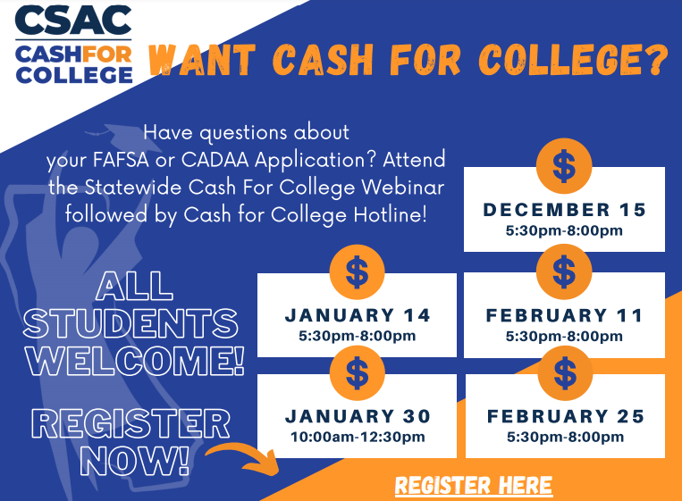 Cash For College Featured Photo