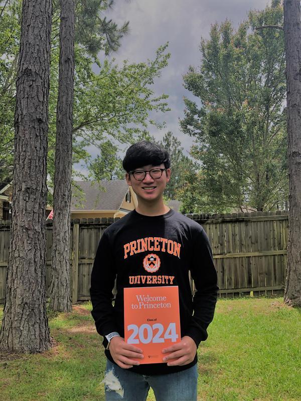 Albert Kang Heads to Princeton