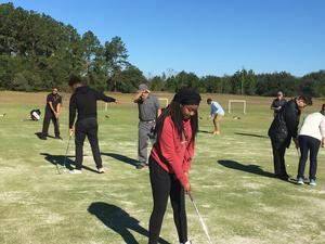Future Focused: Reaching Our Students through Golf