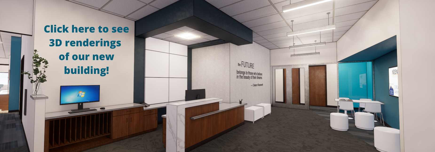 3D renderings of CEC Inverness