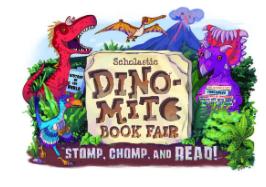Dino-Mite Book Fair Featured Photo