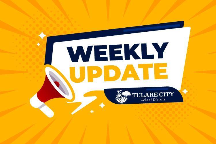 Weekly Parent Update Logo
