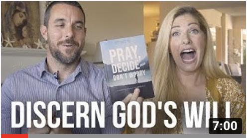 Struggling to hear God's Voice?
