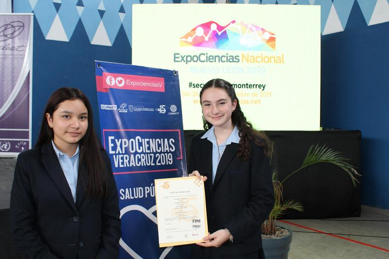 ¡Ganadores ExpoCiencias Veracruz 2019! Featured Photo