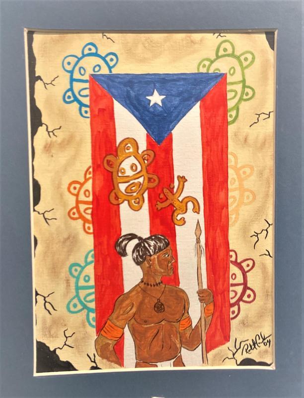 Celebrating Spanish Heritage Month through the Art of Mr. R. Cardona Thumbnail Image