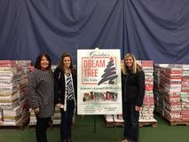 Each student will receive a gift from Greenbrier's Dream Tree this Christmas.