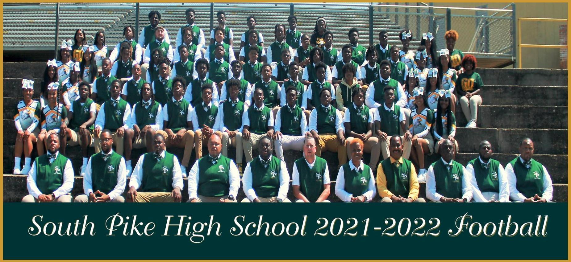 South Pike High School Football