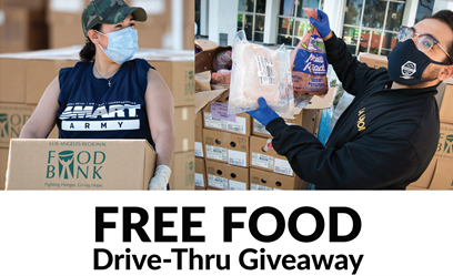 Drive-Thru Food Pantry Image