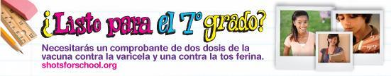 7th grade Espan