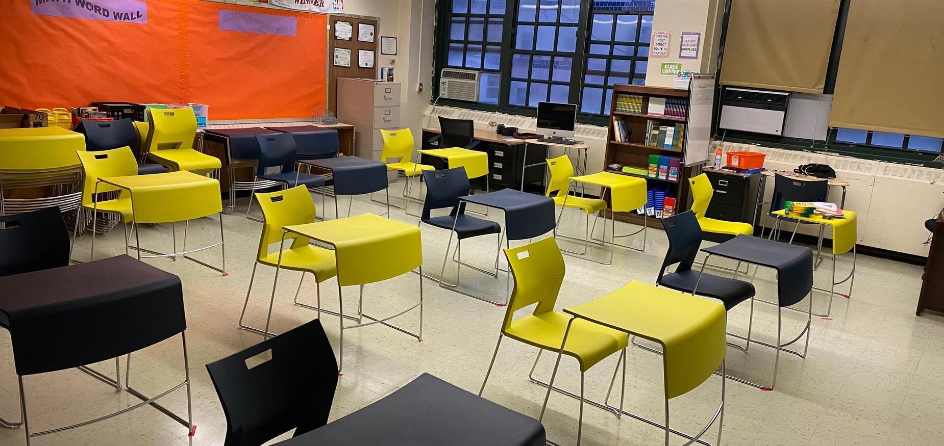 6th grade classroom