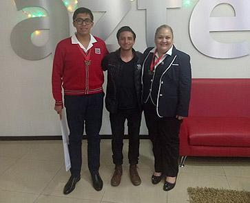BACHILLERATO CRUZ AZUL EN ENTREVISTA EN TV AZTECA - HIDALGO Featured Photo