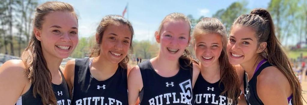 Butler's Track Team
