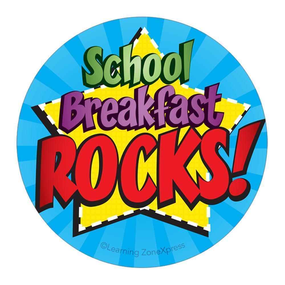 Breakfast Rocks