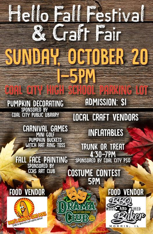 Craft Fair - October 20