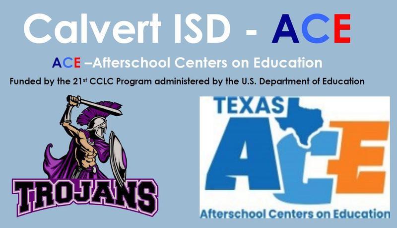 Calvert ISD - ACE Program Featured Photo