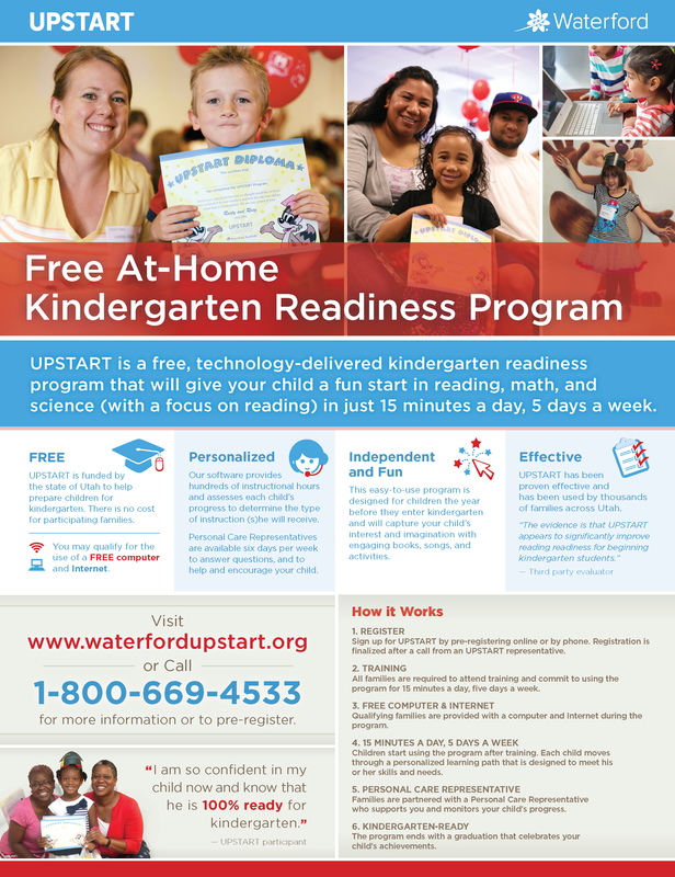 Free At-Home Kindergarten Readiness Program Thumbnail Image