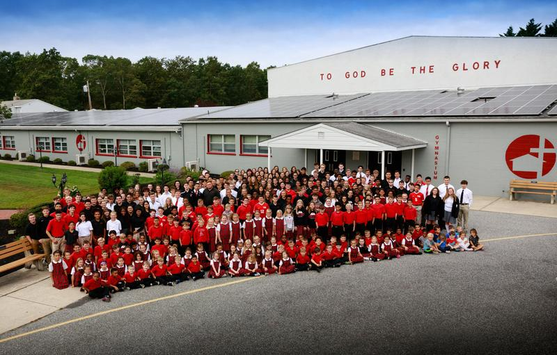 Pilgrim's 50th school year begins fall of 2020! Featured Photo