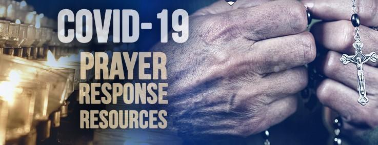 Resources for Prayer and Engagement During COVID-19 Pandemic Thumbnail Image