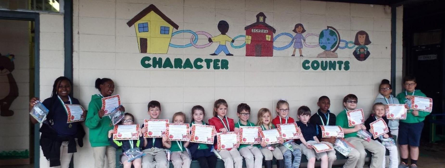 March 2019 Students of the Month