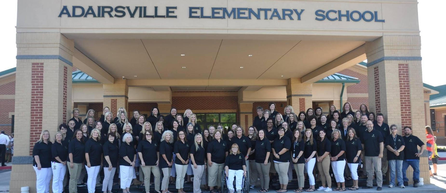 2018 AES Staff