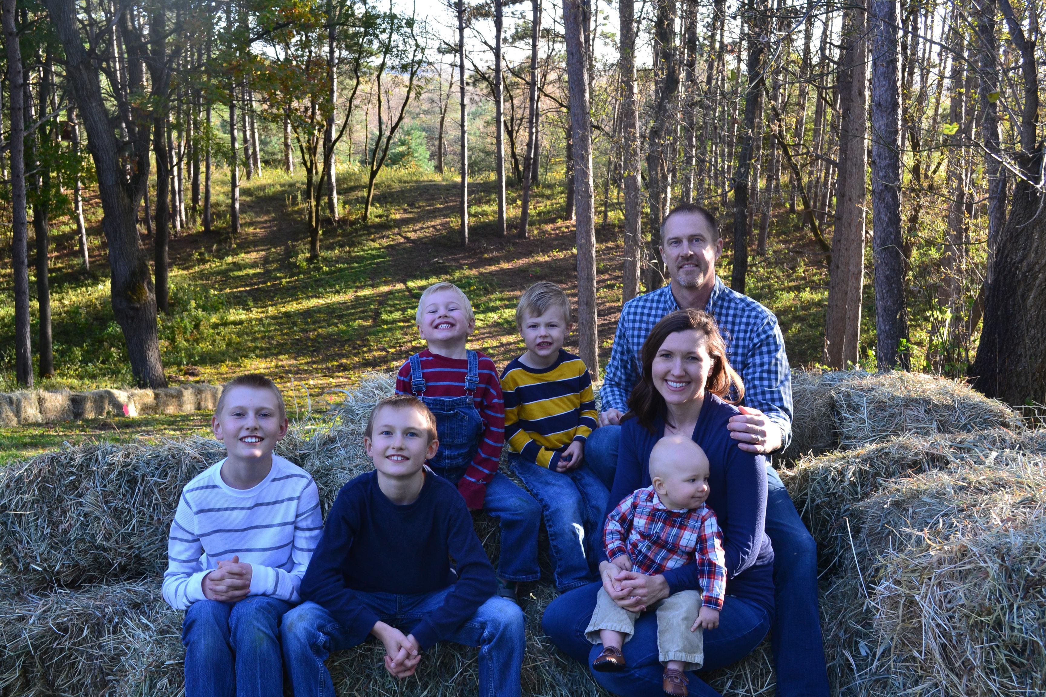 Muehleck Family Image