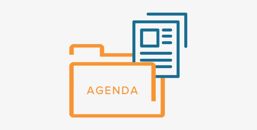 Staff Meeting Agenda Icon