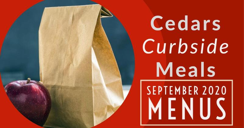 September Meal Menus