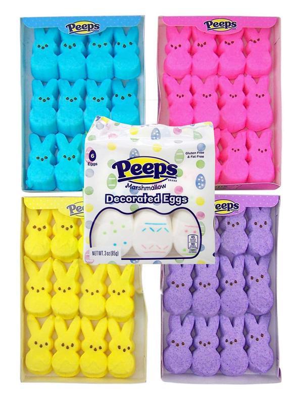 Peeps Candy
