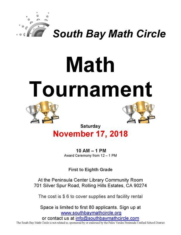 Math Tournament