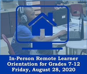 7-12 Remote Learner Orientation Image