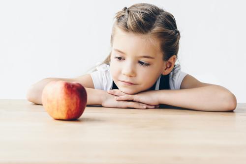 Appreciating an apple