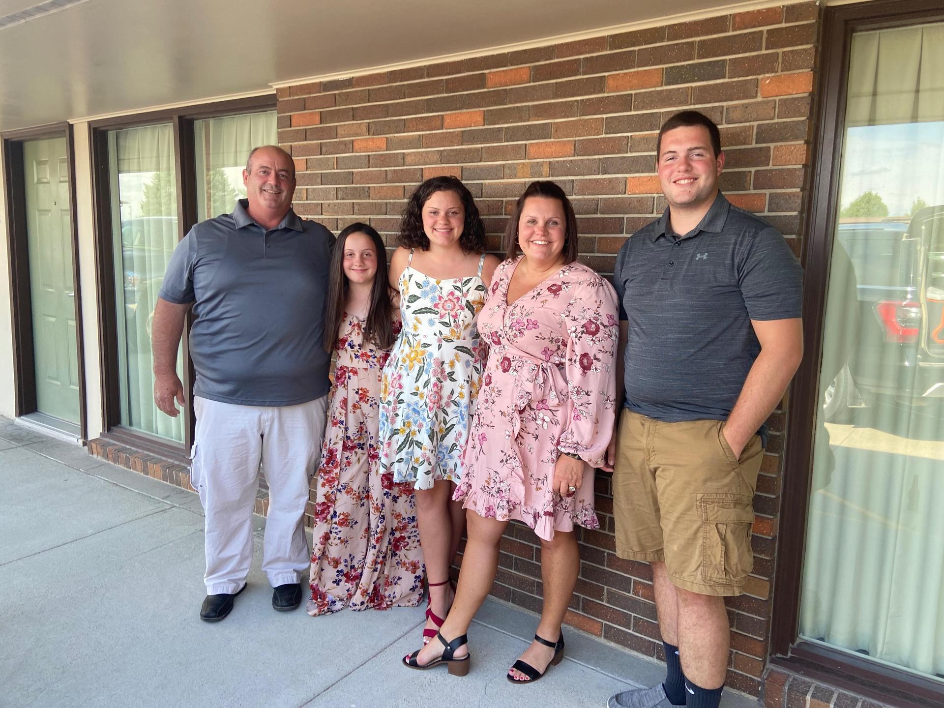 The Grassmeyer Family