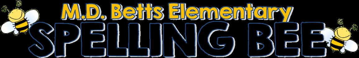 Image of spelling bee logo