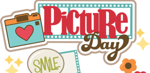 Picture Day graphic with camera and