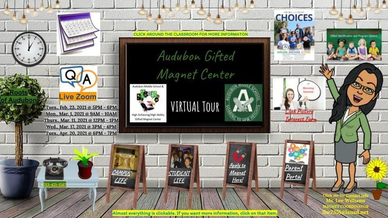 Magnet & School For Advanced Studies Virtual Tour! Featured Photo