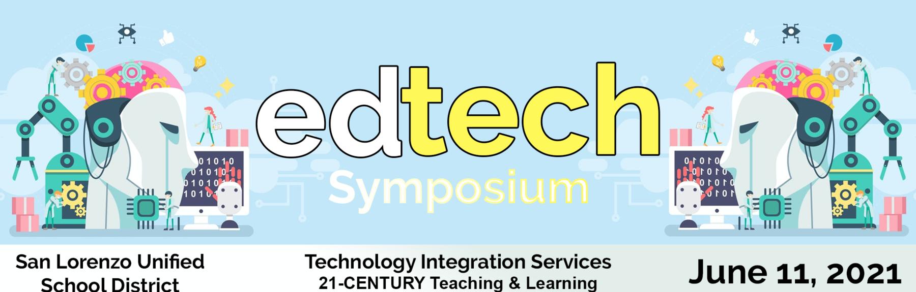 edtech Symposium Banner