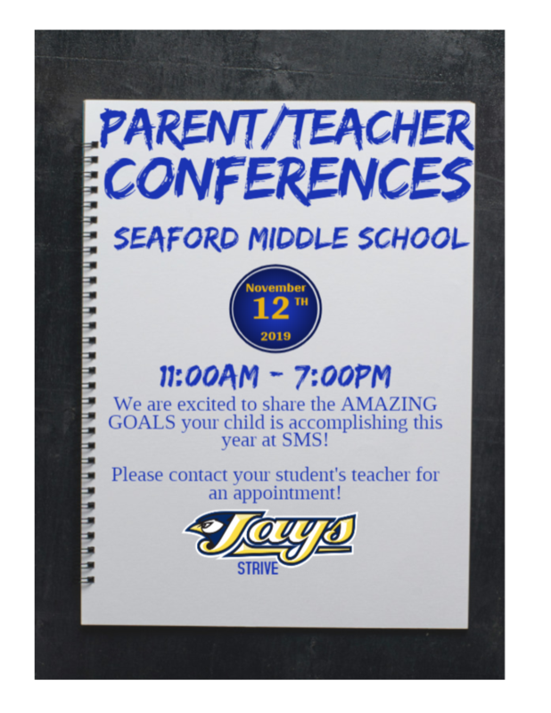 PARENT/TEACHER CONFERENCES Featured Photo